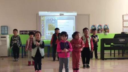 兰州教育港ABC mouse快乐童声中班组展演