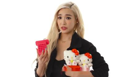少女時代Tiffany Young發現新才能,成功用腳指頭剝香蕉皮!|明星挑戰9件事|Vogue Taiwan