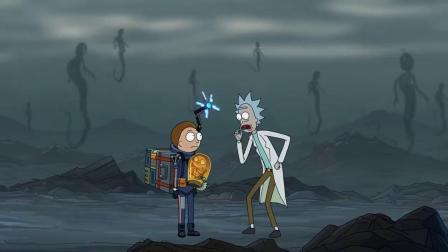 【游侠网】《瑞克和莫蒂》联动《搁浅》