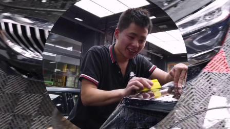 宝马X5M隐形车衣,贴膜正当时#唐先生汽车贴膜