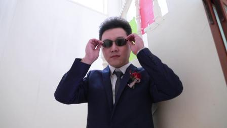 #泼墨婚礼电影#20191102纳尔达斯酒店婚礼快剪