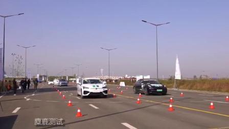中国新能源汽车大赛首站收官 Aion S强势性能收揽6项小组冠军