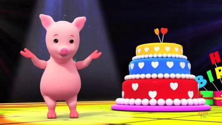 动画片,生日快乐歌_生日歌为孩子和孩子的孩子_电视童谣