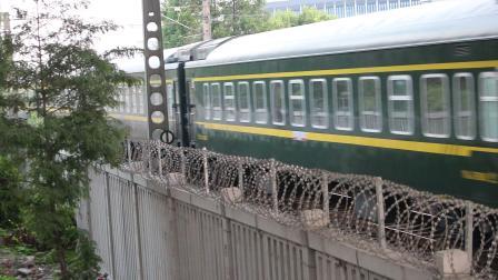 【19.8】K807次(无锡-怀化)接近七宝站 SS80040