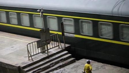 【19.9】Z172次进南京站 沈局沈段HXD3D0808