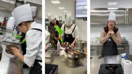 罗曼法国烹饪学校正式开课啦!