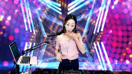 靓妹全新热爱音乐DJ2019现场美女打碟串烧Dj-芳芳(102)