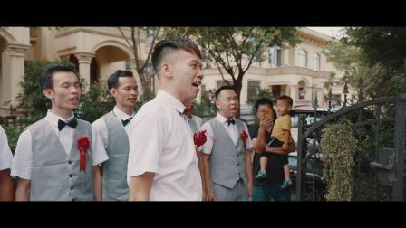 09.03婚礼MV花絮 | M VISUAL MICROFILM