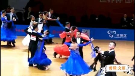 祝贺刘吉&张凤香在第六届国际标准舞全国锦标赛获得壮年B组S第三名2019
