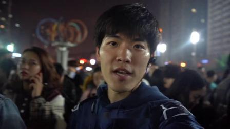 林俊杰重庆演唱会献唱《少年的你》主题曲,他说嘴巴长了70多颗溃疡