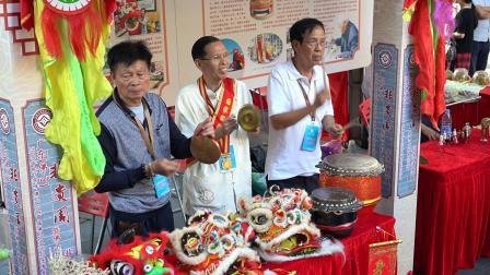 广东佛山 狮头锣鼓镲表演 非物质文化遗产 vlog 2019.11.03