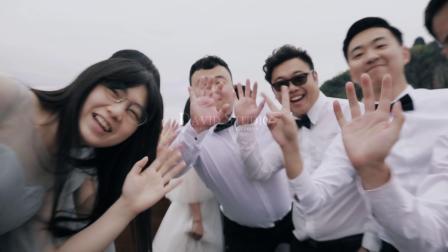 普通单机婚礼MV