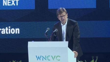 世界新能源汽车大会总结视频