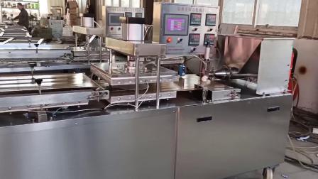 烙饼怎么做又软又好吃?当然要用新款烙馍机,全自动烙馍机!