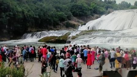 贵州行(二)陡坡塘瀑布,黄果树瀑布景区