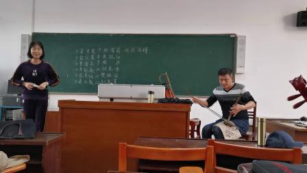 朱迎红清唱京剧程派名段《锁麟囊》选段