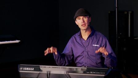 Gabriel Aldort演示YAMAHA PSR-SX900【第一键盘】