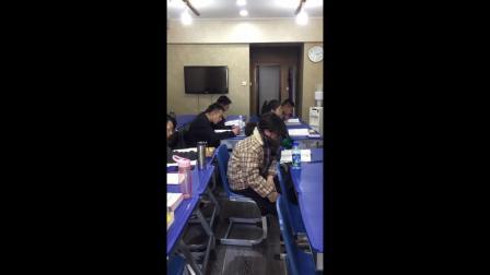 太原日语培训明博学校2019.11.4