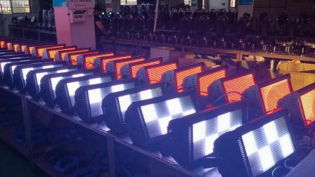 288台佳诺灯光1000W八段LED频闪灯