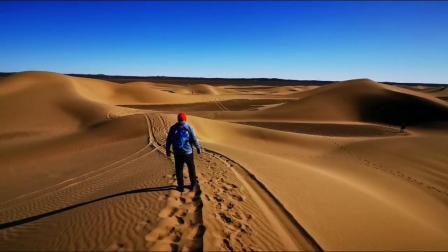 漫步阿拉善盟沙漠