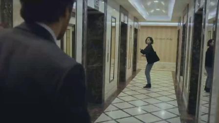 走楼梯的姑娘
