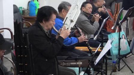 乐山藍雁艺术团--荷塘月色
