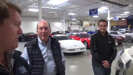 LINGENFELTER COLLECTION TOUR! American Muscle Car Heaven