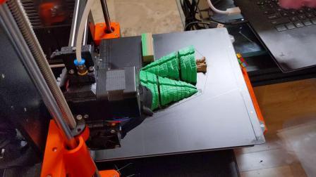 3D Printed Tree Rubik's Cube #TEAMTREES