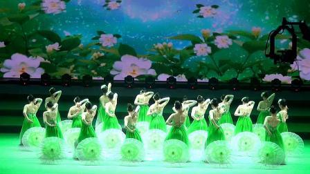 益阳市教育系统庆祝新中国成立70周年文艺汇演节目舞蹈《茉莉花开》
