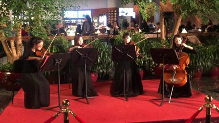 国家大剧院弦乐四重奏《多瑙河之波圆舞曲》