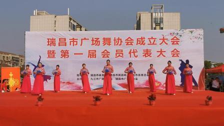 瑞昌市广场舞协会成立 暨第一届会员代表大会(二)
