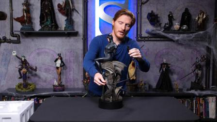 Sideshow DC猫女雕像官方开箱