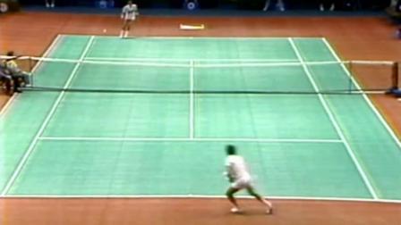 【自制HL】伦德尔VS康纳斯 1983年ATP年终总决赛半决赛