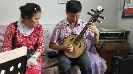 周老师示范的高音小阮<大阪城的姑娘﹥2019.7