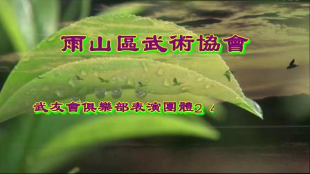 雨山区武友会俱乐部《团体表演24式太极拳》视频_