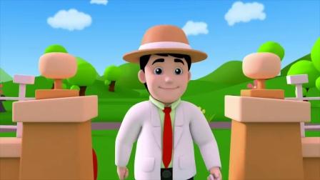 动画片,约翰尼·约翰尼·_青年军_歌曲幼儿_幼儿园视频由儿童电视婴儿