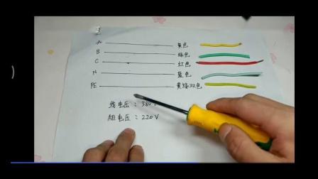线电压与相电压