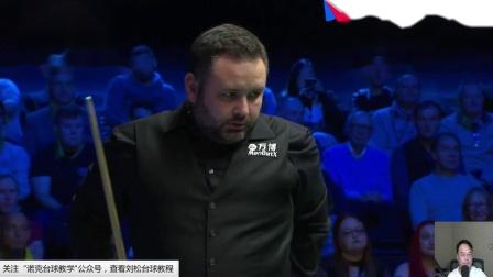 刘崧解说-19冠中冠 特鲁姆普VS马奎尔