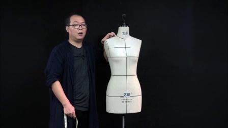 服装打版零基础必学:06课 人体围度数据测量与方法