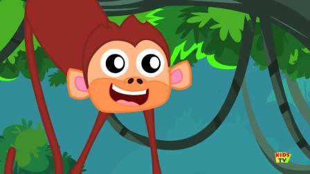 动画片,在车轮上的拖车_童谣由儿童电视