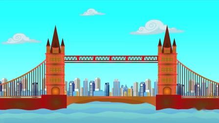 动画片,在车轮上的飞机_童谣_儿童歌曲_婴儿韵_漫画由儿童电视