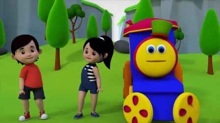 动画片,字母N首歌_英文字母歌_ ABC歌_童谣鲍勃列车