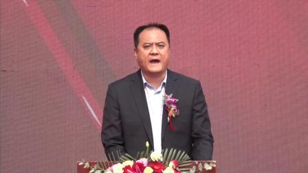 济南零点国际商贸物流港5G智慧化园区  盛大开业