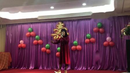 闽剧《湖畔诉情》,孙小芳演唱,主胡黄寄文,司鼓吴家庆。