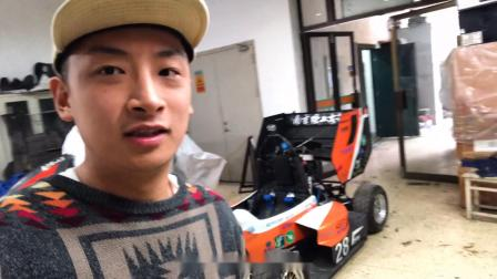 大学生造的方程式赛车,百公里加速只要3秒?