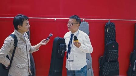 """""""用我的琴包装着贝斯从4米高处往下扔都没事""""[2019上海国际乐展专题-第9期]"""