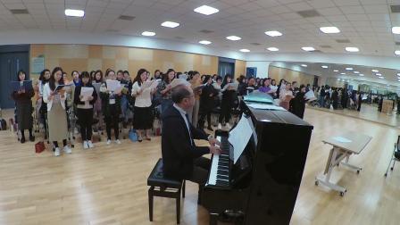 女声合唱《匆匆那年》陈一新编曲/伴奏,宁波爱乐女声合唱团,20191107