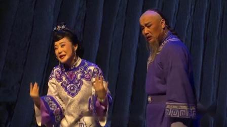 """赵媛媛在黄梅戏《不越雷池》中撕心裂肺的唱段""""给我的儿留下生路一条"""""""