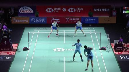 2019中国福州羽毛球公开赛16强最佳球