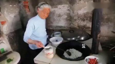 蛋炒饭 火腿肠